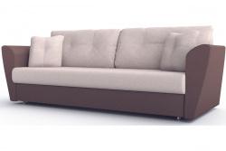 Прямой диван Амстердам-Люкс (Берг) Софт Модель 5