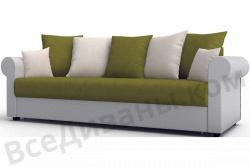 Прямой диван Рейн (Гамбург) Софт Модель 9