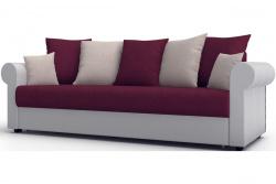 Прямой диван Рейн (Гамбург) Софт Модель 16