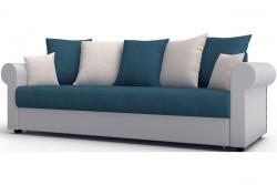 Прямой диван Рейн (Гамбург) Софт Модель 11