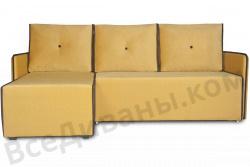 Угловой диван  Слим Софт Модель 40