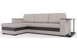 Угловой диван  Атланта-Люкс Софт Модель 2 со столиком