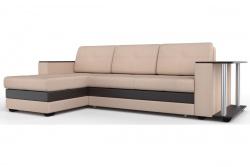 Угловой диван  Атланта-Люкс Комфорт Модель 16 со столиком