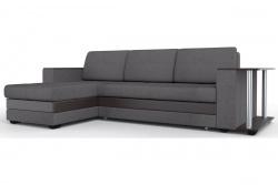 Угловой диван  Атланта-Люкс Комфорт Модель 14 со столиком