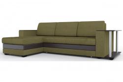 Угловой диван  Атланта-Люкс Комфорт Модель 29 со столиком
