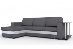 Угловой диван  Атланта-Люкс Комфорт Модель 13 со столиком