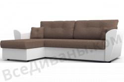 Угловой диван  Амстердам-Люкс (Берг) Комфорт Модель 19