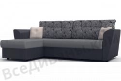 Угловой диван  Амстердам-Люкс (Берг) Арт Модель 4