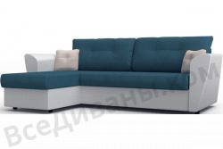 Угловой диван  Амстердам-Люкс (Берг) Софт Модель 11