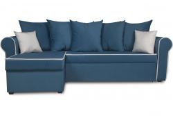 Угловой диван  Рейн-2 (Гамбург) Софт Модель 30 с кантом