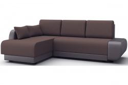 Угловой диван  Нью-Йорк (Поло) Софт Модель 4