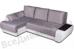 Угловой диван  Нью-Йорк (Поло) Софт Модель 7