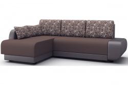 Угловой диван  Нью-Йорк (Поло) Арт Модель 1