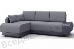 Угловой диван  Нью-Йорк (Поло) Софт Модель 6