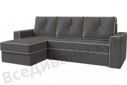 Угловой диван  Принстон Софт Модель 36