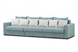 Прямой диван Модена-Трио